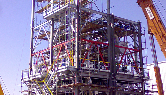 Engineering & Construction Services of ISCO - Integral Services Co