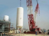Construction of New Air Separation Unit for Shuaiba Oxygen