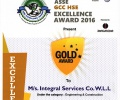ASSE GCC HSE Excellence Awards 2016