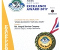 ASSE GCC HSE Excellence Awards 2017